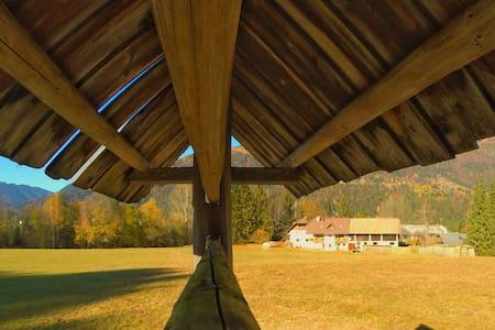 Tourist Farm Kosir - Kranjska Gora - Gästehaus