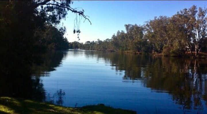 Goulburn river nagambie