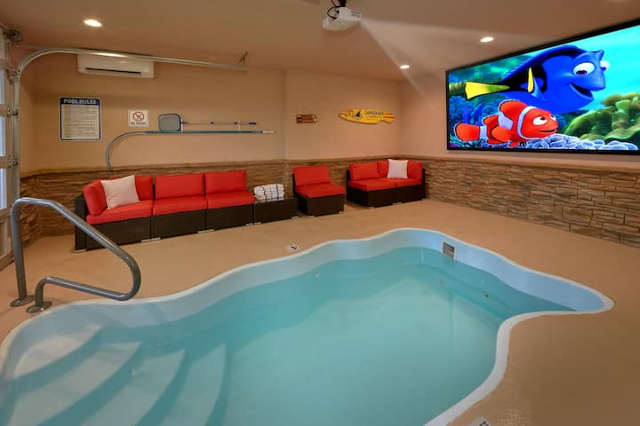 Legends Pool Lodge