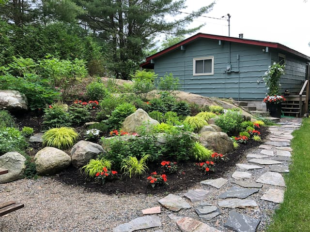 Golf! Manitouwabing lake Cozy Cottage! Parry Sound