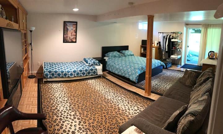 Baltimore County BnB, Private Room W/Bath!
