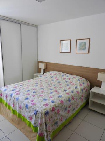 Double Bedroom/Suíte Master
