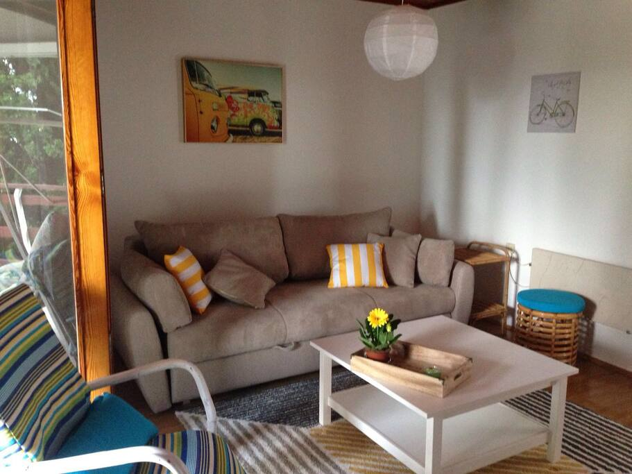 The apartment is fully renovated and equipped in July 2016