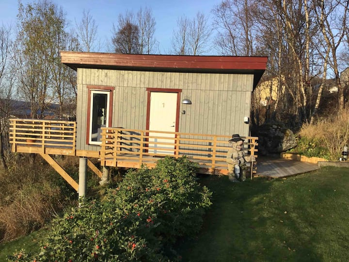 Rosa's Cottage/Hytte 24m2 wc, shower,kitchen