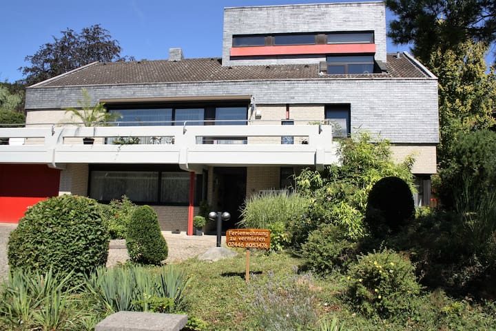 FeWo für 2 Erw+2Kd am Rursee im Nationalpark Eifel - Heimbach - Appartement