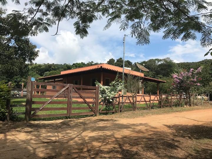 CASA - Canto Mata Velha, em Capitólio, MG.
