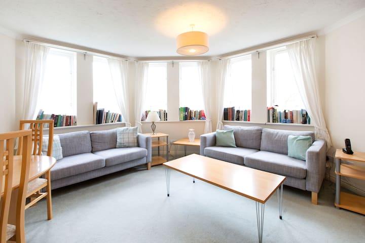 Bright and Cosy City Centre Flat - Oxford - Apartamento