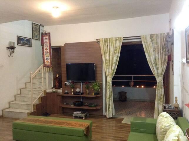 2 bedroom house close to Wakad