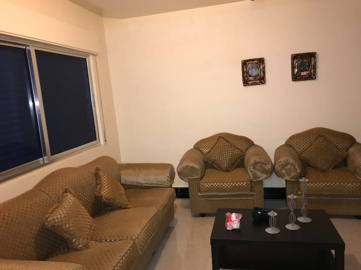 Private room with private bathroom & balcony