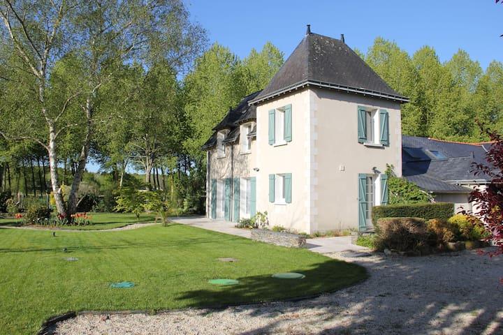 Détente et Bien-être à Proximité d'Angers - Saint-Sylvain-d'Anjou - Rumah