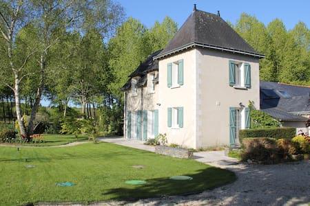 Détente et Bien-être à Proximité d'Angers - Saint-Sylvain-d'Anjou - Hus