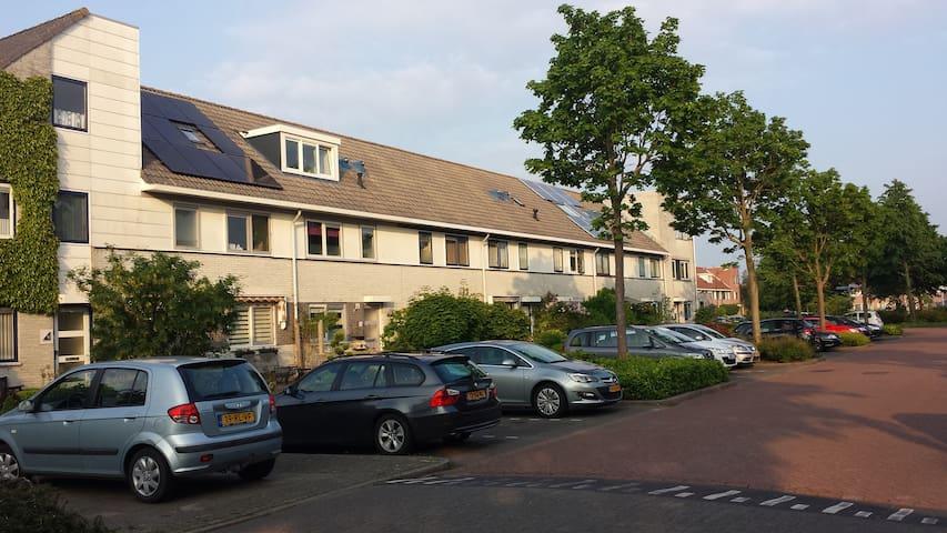 Eengezinwoning in rustige wijk vlakbij Luna strand - Heerhugowaard - Casa