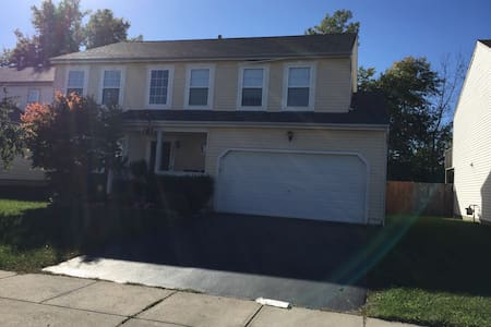 Nice clean suburban home - Grove City - Talo