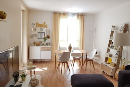 ☆Charming room near PARIS + Free Breakfast ☆
