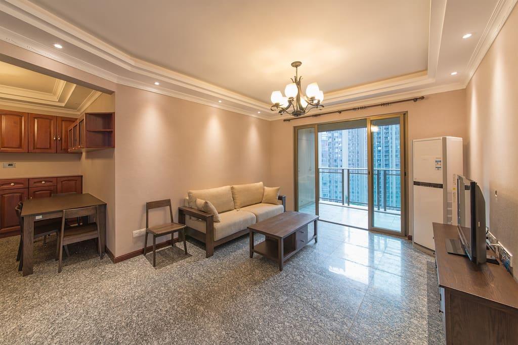 Living Room/起居室