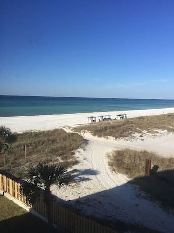 Cozy Ground Floor Beach Condo w/ Patio on Gulf - Panama City Beach - Condominium