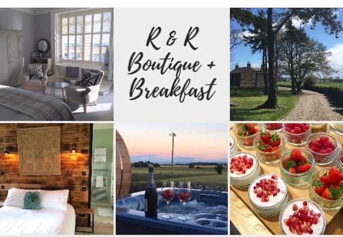 Luxury Farmhouse Bed and Breakfast
