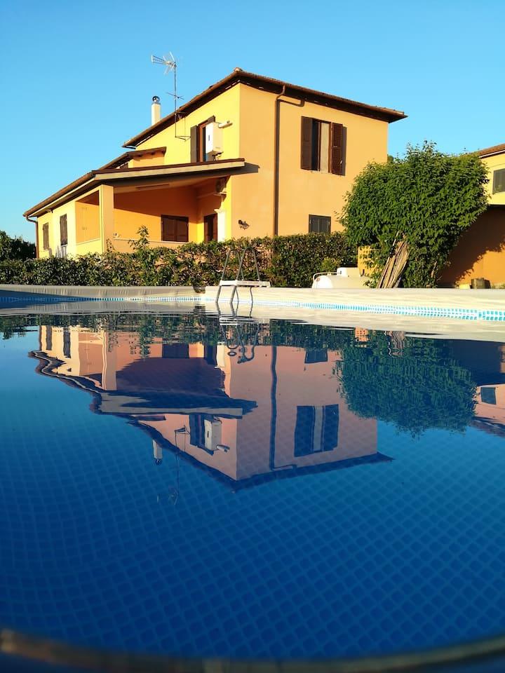 Apartment in Villa Santa Caterina