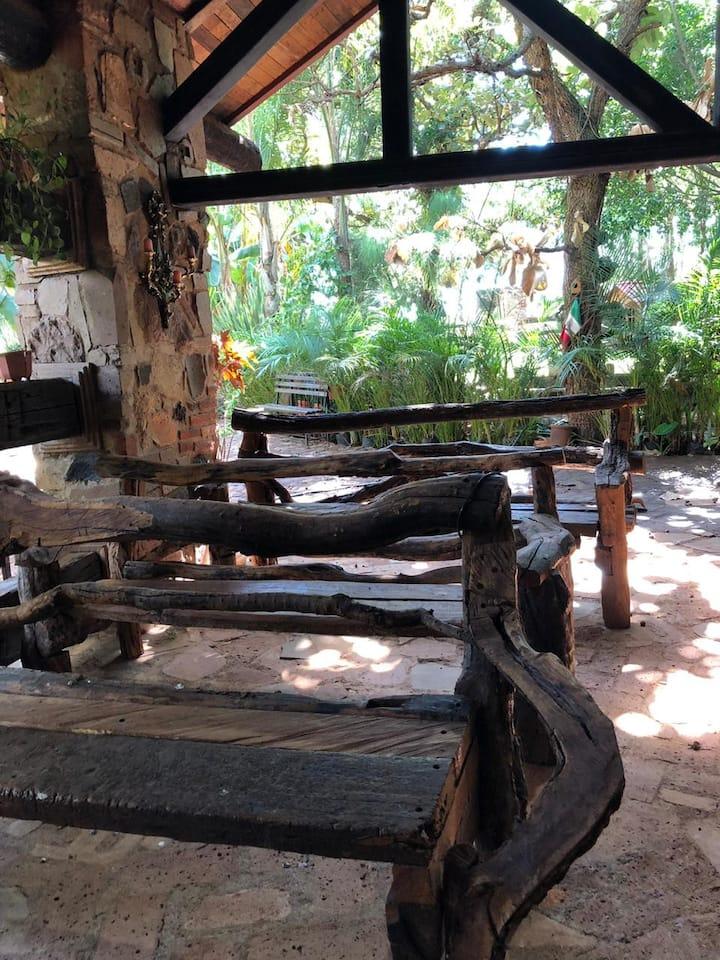 La Cabaña.com Agua Blanca
