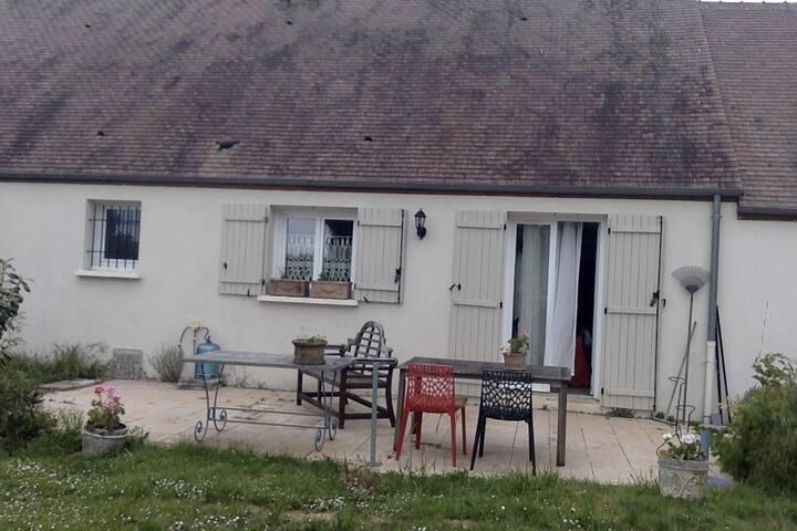 deux chambres chez l 'habitant