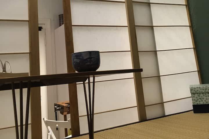 My Shoji experiment