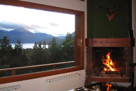 Chalet at Arelauquen Country Club, Bariloche.