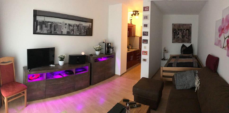 Kleines schönes Appartement 28 qm