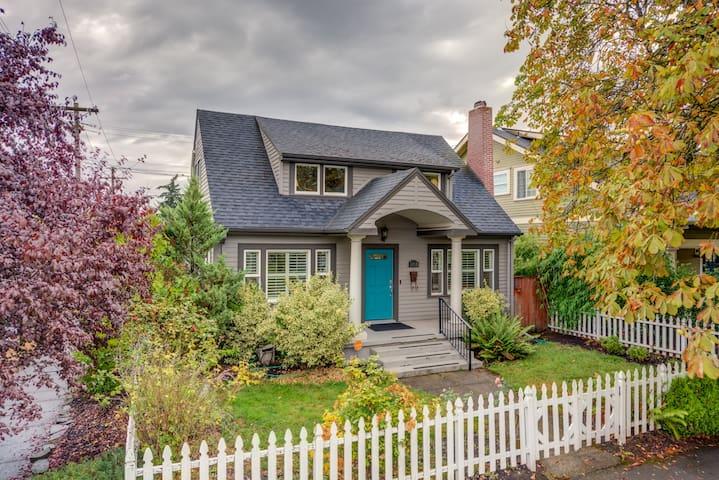 Classic 1925 Portland Cottage
