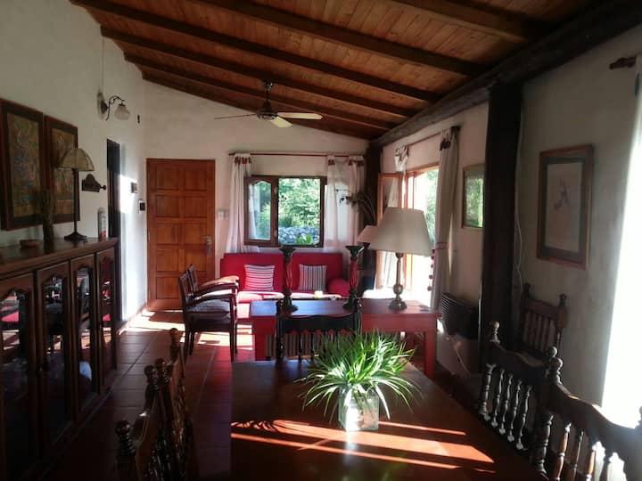 Casa con gran vista y excelente ubicación