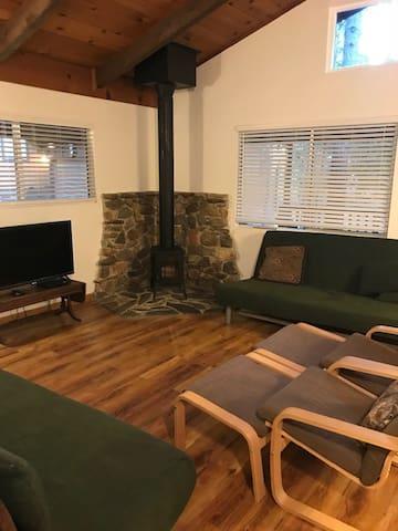 don oso cabin