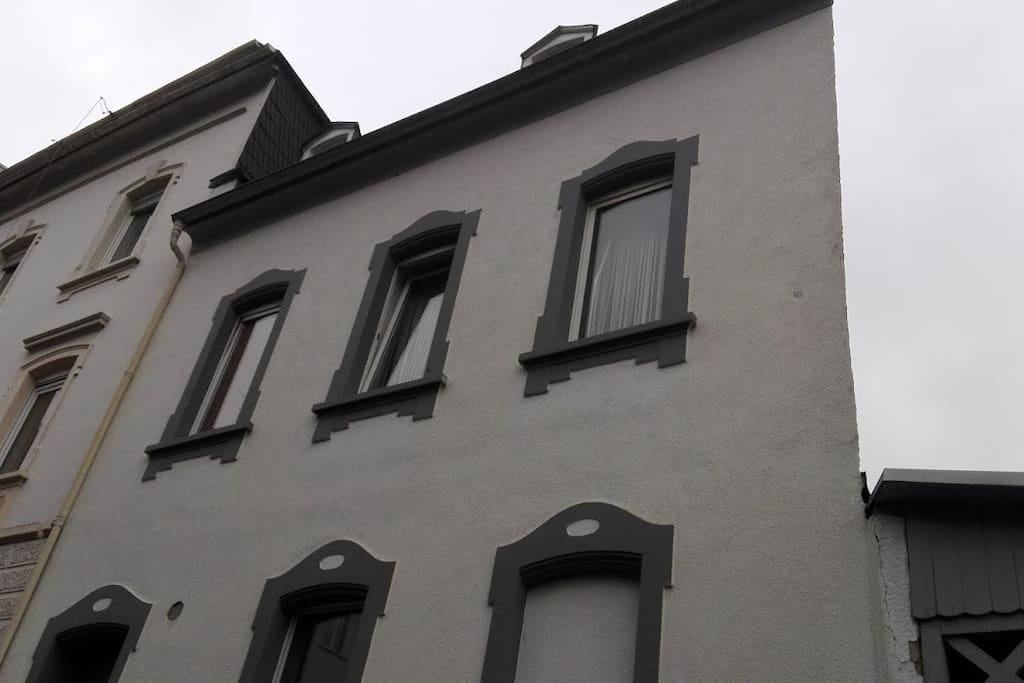 Gebäude Pfahlgraben 1