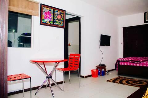 1 Bedroom Studio Affordable Apartment