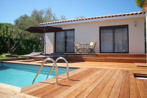 Le Mas del Soulel - Suite Privée avec piscine