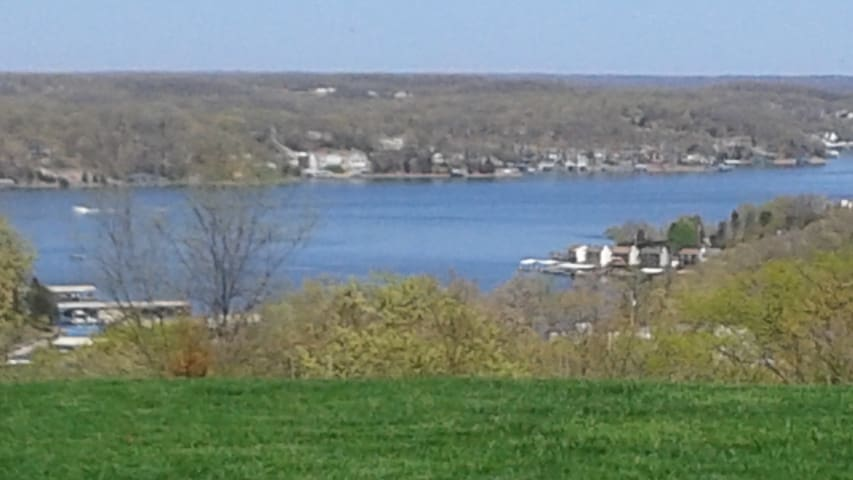 Osage Vistas Resort in Lake of the Ozarks