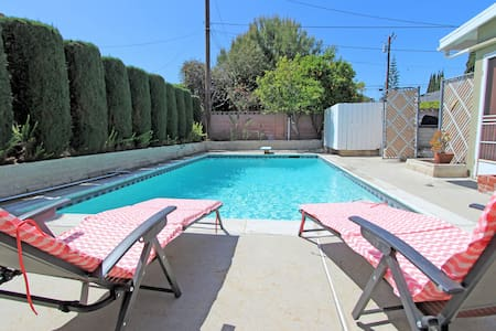 Disney Gem 4 bedroom Pool Home! - Garden Grove - Casa