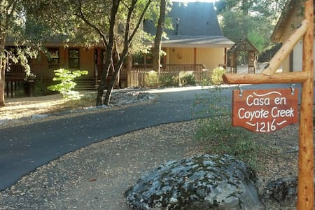 Casa en Coyote Creek - Douglas Flat