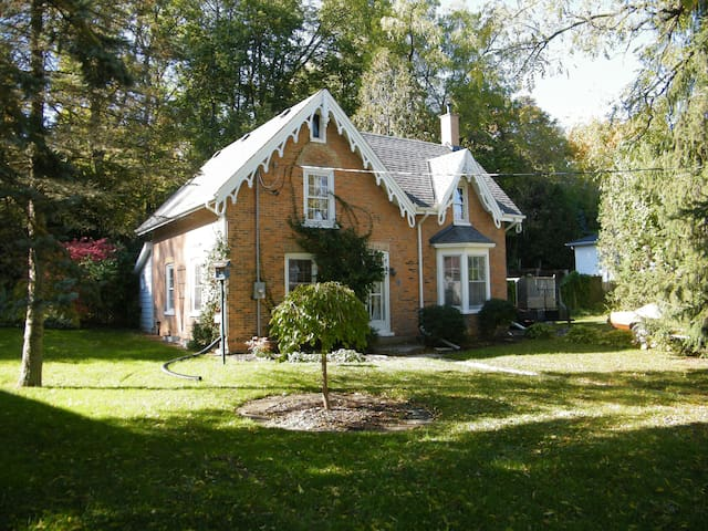Enchanted Heritage home in Paris Ont.
