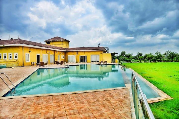 Vacation Club Grand 3 Bhk Villas by WB resorts