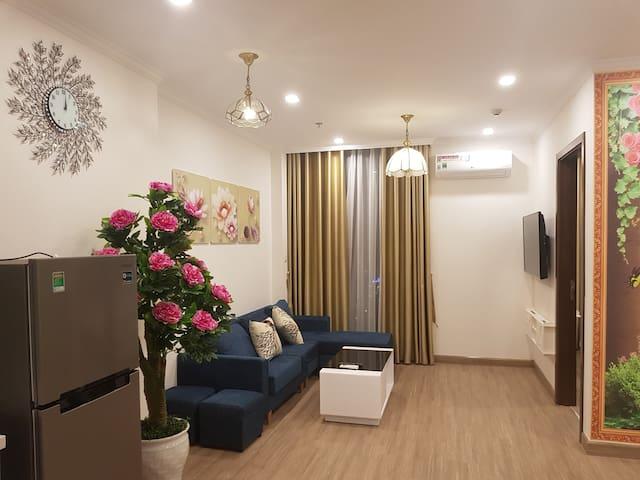 cho thuê căn 1 ngủ chung cư vinhomes Bắc Ninh