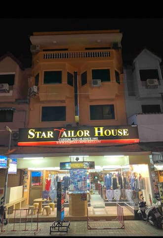 Guesthouse in the heart of Patong
