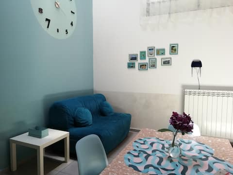 Nel Blu - apartment in the countryside