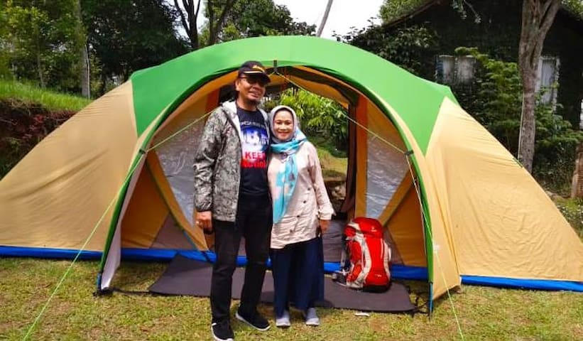 Saymoo Camping Ground-Vango (4 tent for 16 people)