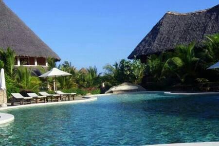 African dream villa
