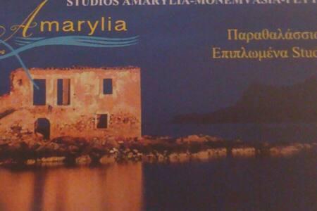 ΔΙΑΜΕΡΙΣΜΑ ΜΕ ΥΠΕΡΟΧΗ ΘΕΑ - Plitra