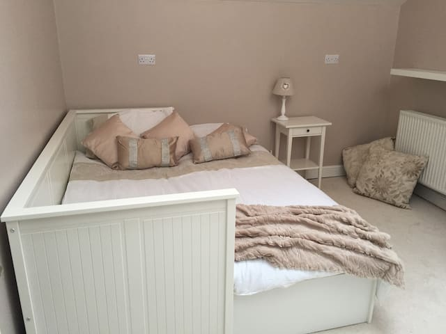 The Cider House rooms - Spacious double room