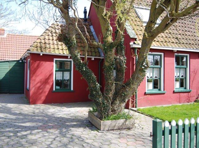 Karakteristieke recreatiewoning Moddergat - Moddergat - House