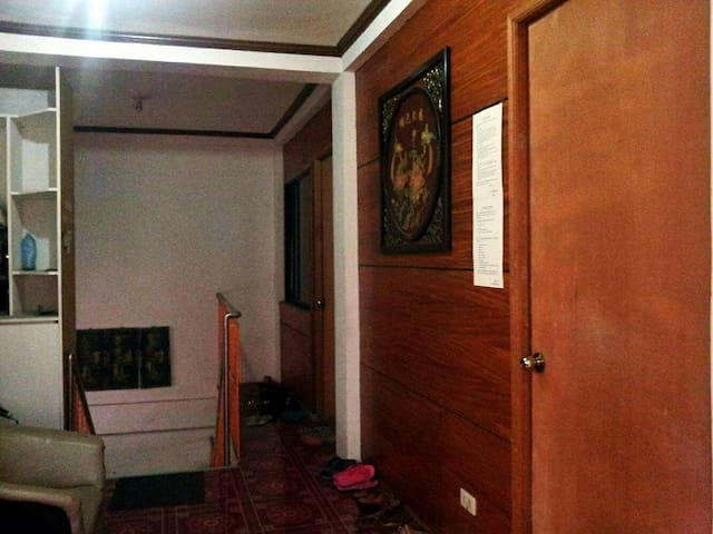 Cozy Room for rent in Manila - Pasig - Huis