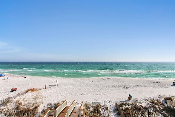 Beach Front Townhome - Crabby's Treasure Chest  Green Reef - Destin - Outros