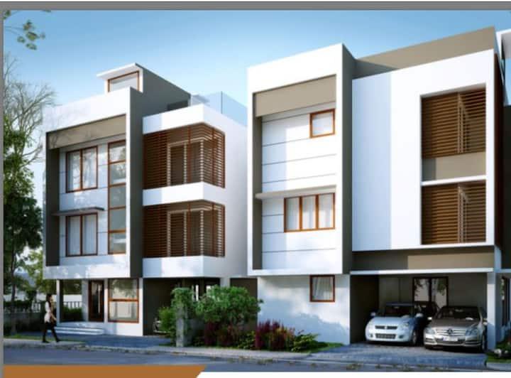 P R Homes 4 (2 Bedroom Apartment)