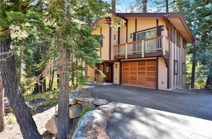 Bear Falls Creek House